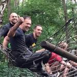 Team lekkerinbeweging.nl loopt zaterdag 26 september 2015 de Mud Master Obstacle Run voor de 6e keer ! ! !
